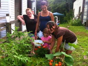 Grow Food Everywhere - Felicia