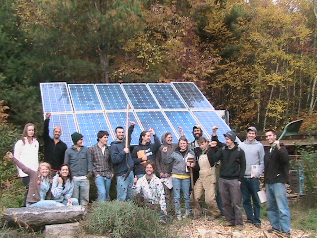 Renewable Energy And Design Seeds Of Solidarity Electricity Agricultural Structures The Farm Solar Students